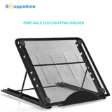 PORTABLE LED LIGHTPAD HOLDER