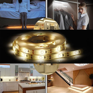 Under Cabinet LED Strip Lighting
