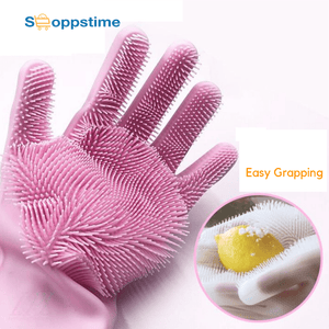 Magic Silicone Multi-Function Gloves