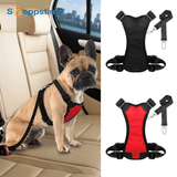 Doggie Seatbelt Harness