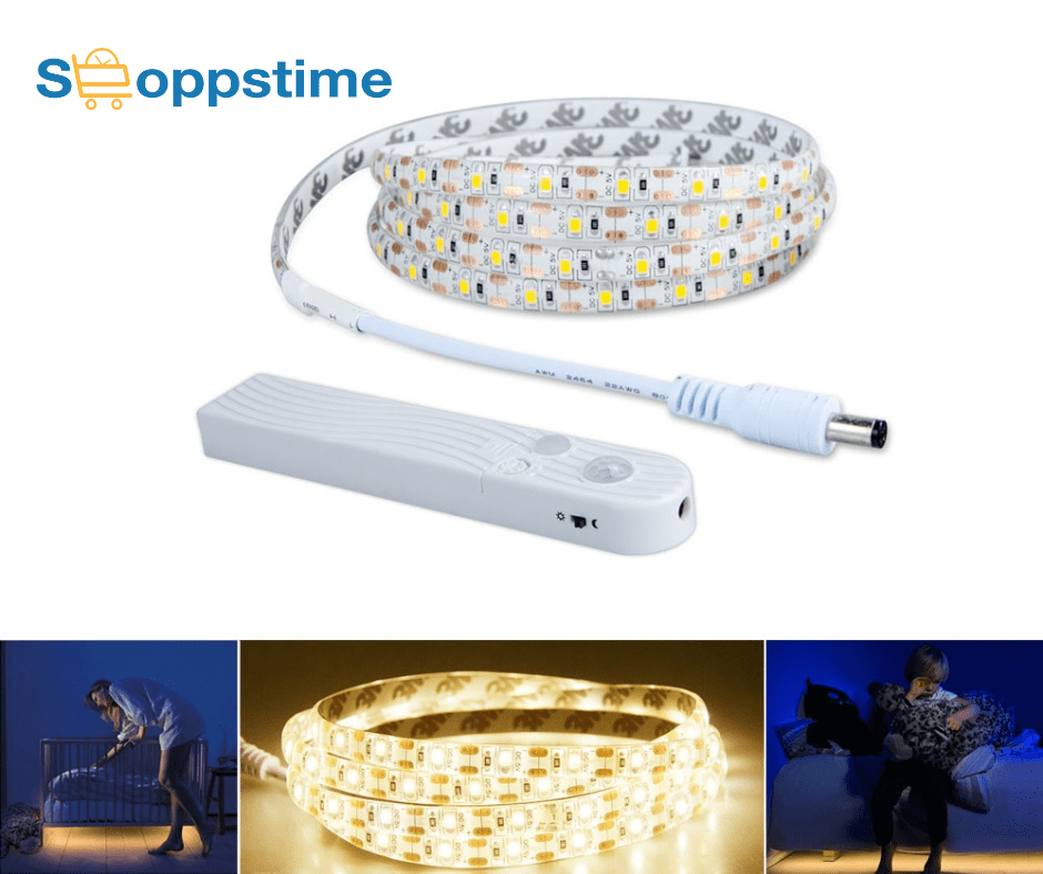 Wireless Motion Sensor LED Strip