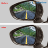 Anti-Rain-Fog Side-Mirror Nano Film