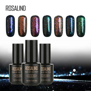 Shiny Galaxy Nail Gels