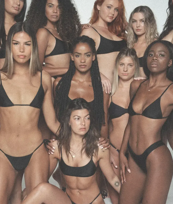 Get To Know The  Girls Behind The Body Positivity Campaign