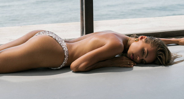 'Staying in' Bali Bikini Guide and Inspiration Campaign