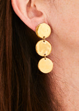 Load image into Gallery viewer, Nirvana Droplet - Yellow Gold - Large