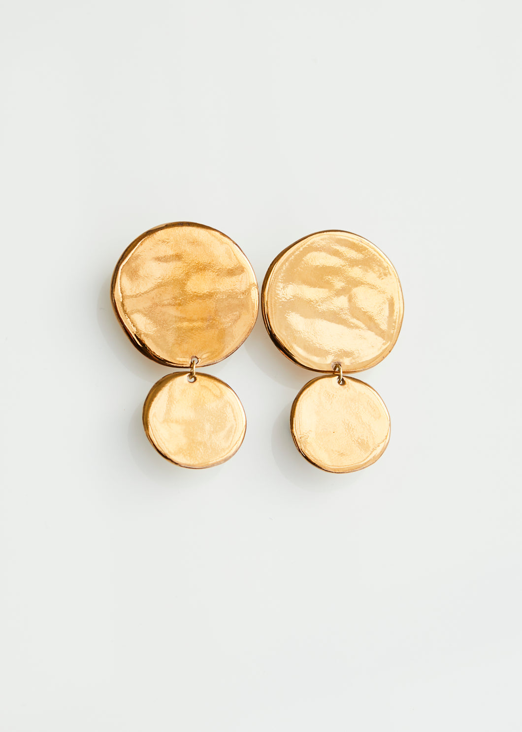 Lustre Drops -  Yellow Gold