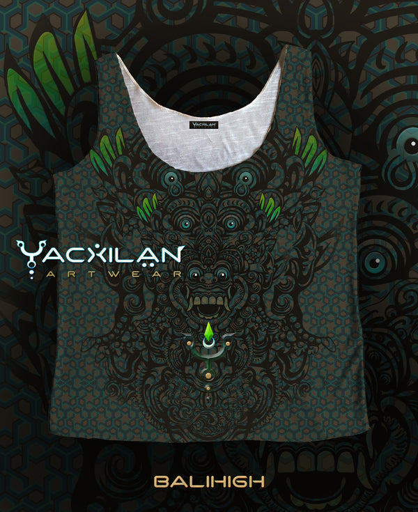 A-Tank Woman Spun Sublimation BALIHIGH