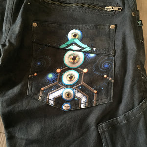 Flying Short DENIM - PENDULUM