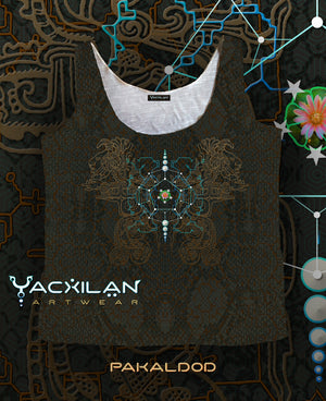 A-Tank Woman Spun Sublimation - PAKALDOD