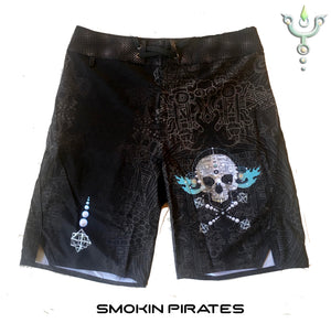 Boardshort Fast Dry - PIRATES