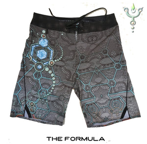 Boardshort Fast Dry - THE FORMULA
