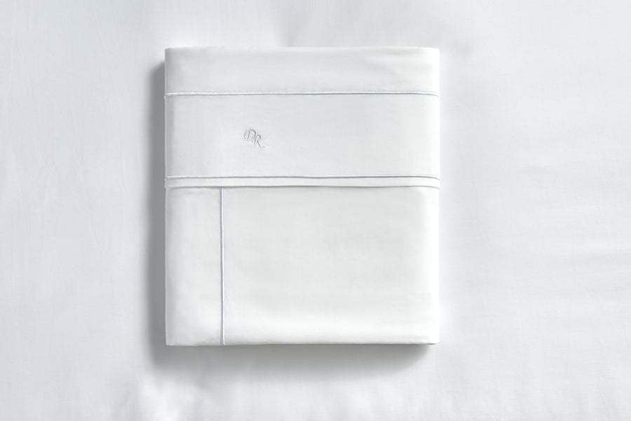 White duvet cover with strap suspenders comforter queen king cotton 100% cotton debora rachelle