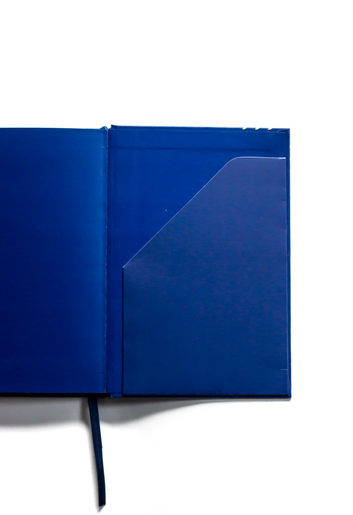 The 2019 Pinnacle Planner - Hardbound Classic Navy