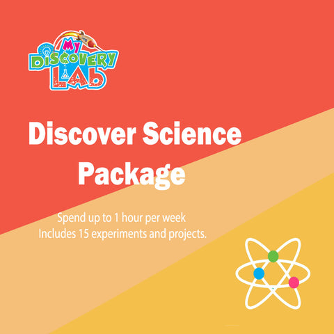 discover science package
