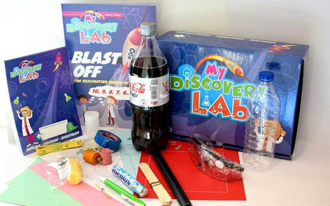 Science Kits for 10-14 years