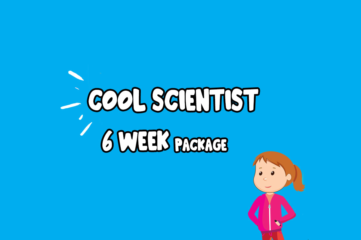 Cool Scientist 6 Week Package