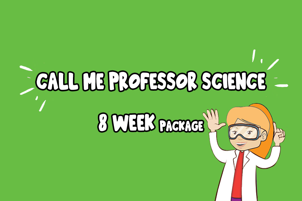 Call Me Professor 8 Week Package