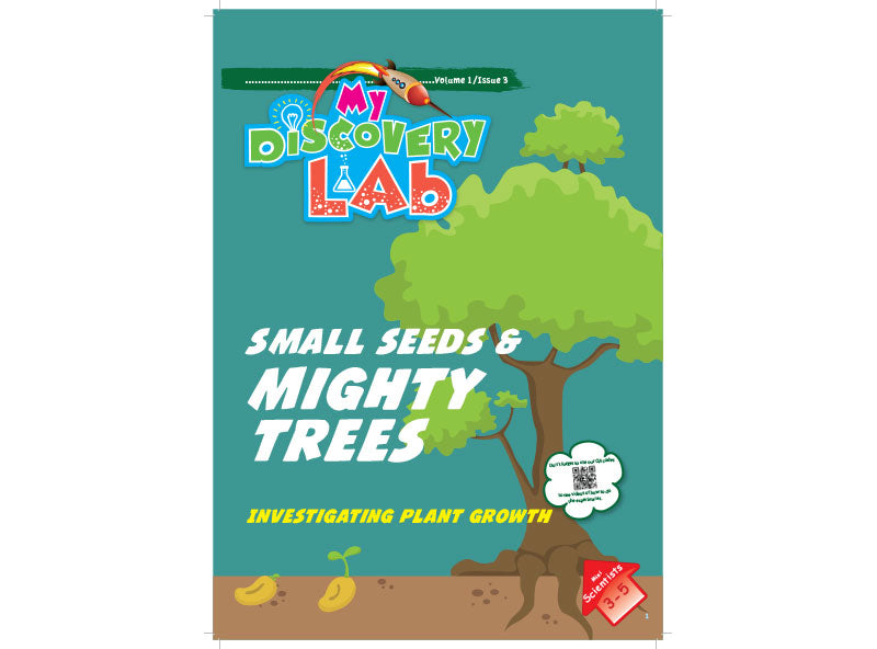 Box 3 - Small Seeds and Mighty Trees: Investigating plant growth