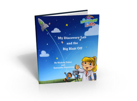 My Discovery Lab and The Big Blast Off!
