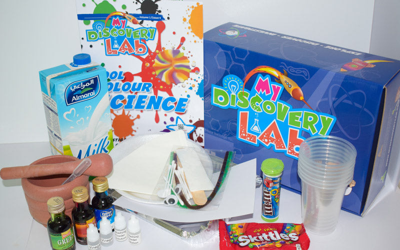 Cool Colour Science (Gift Kit)