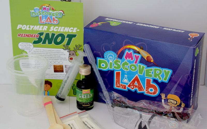 Science Kit: Reindeer Snot