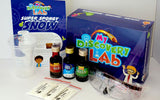 Science Kit: Super Spongy Snow