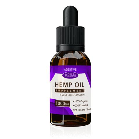 CBD Vape Oil – 1000mg