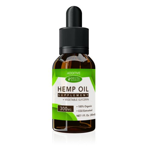 CBD Vape Oil - 300mg