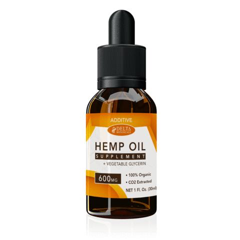 CBD Vape Oil - 600mg
