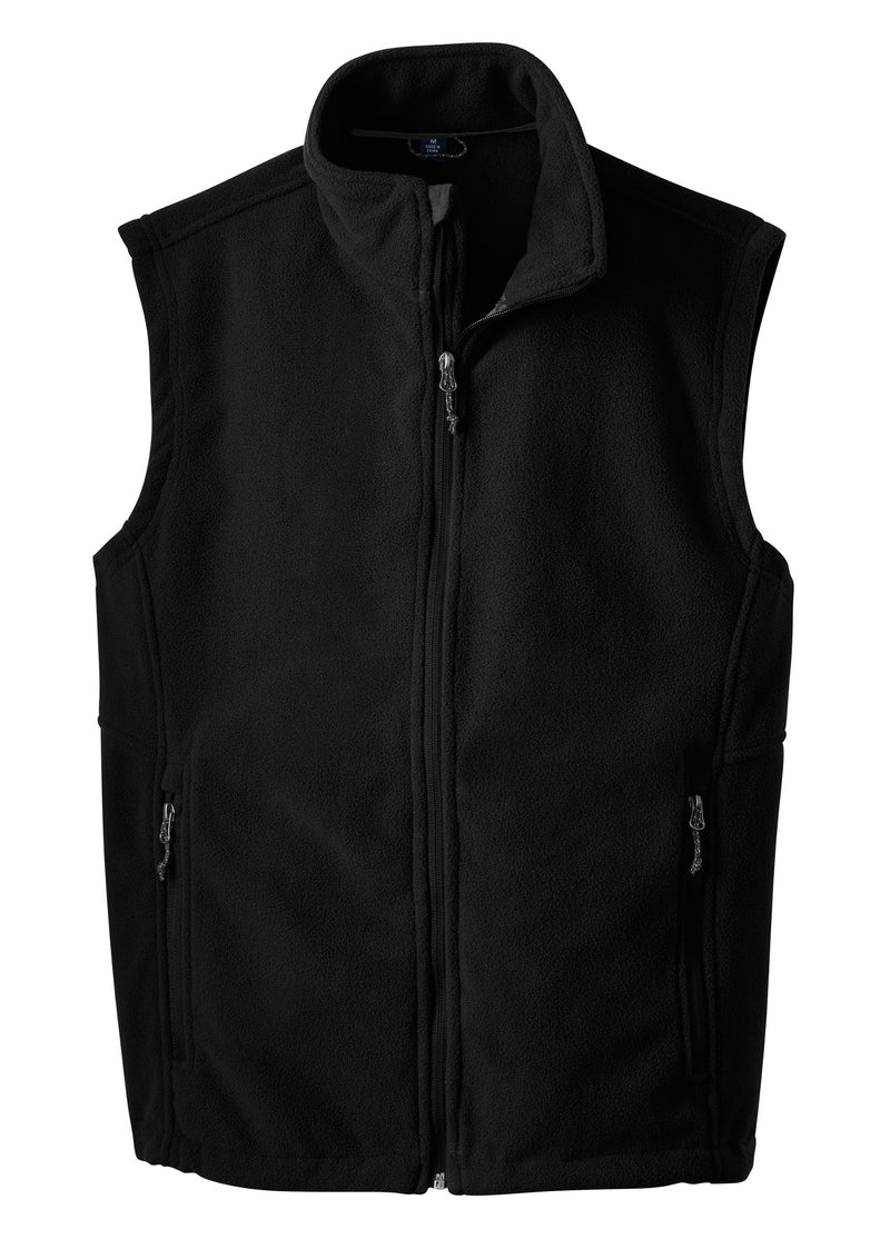 Men's Fleece Zip-up Vest