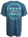Good Life Men's Oceanholic Beach T-Shirt Collection