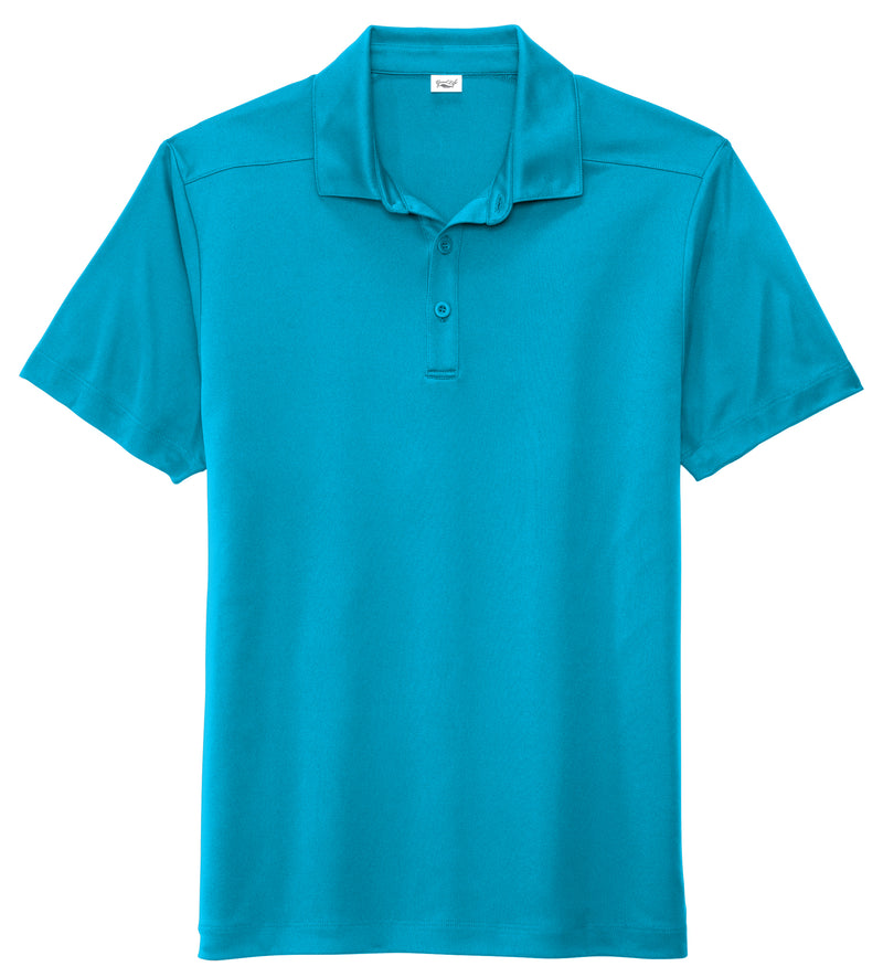 Men's Performance Polo Solid Moisture Wicking UPF 50
