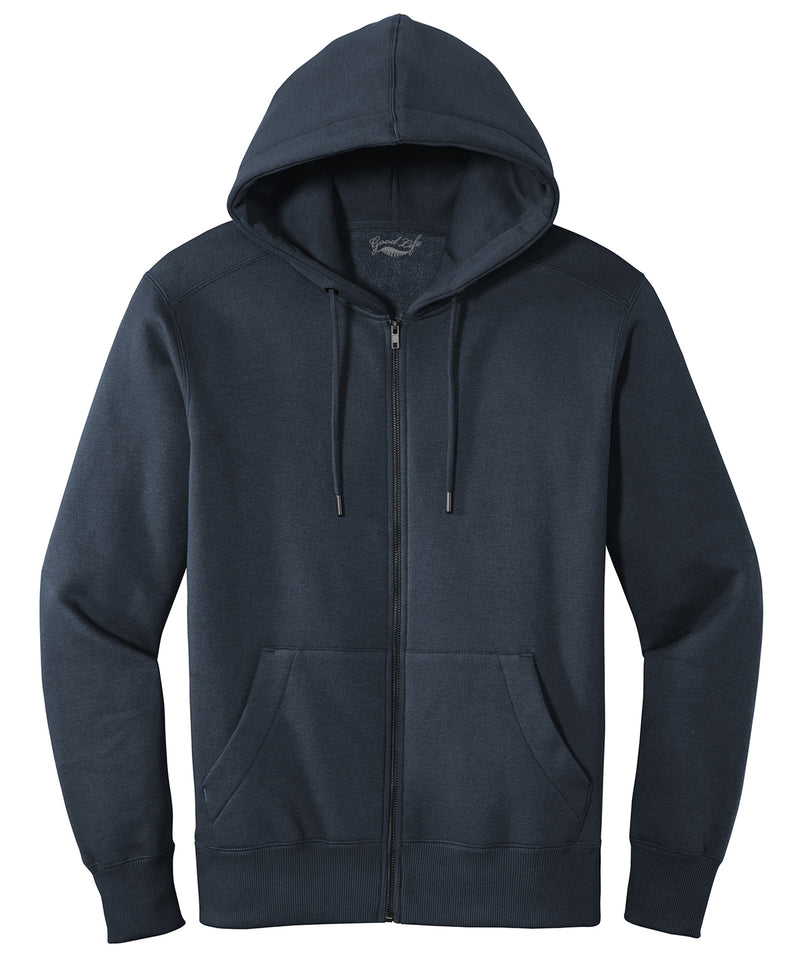 Perfect Fit & Feel Zip Fleece Hoodie