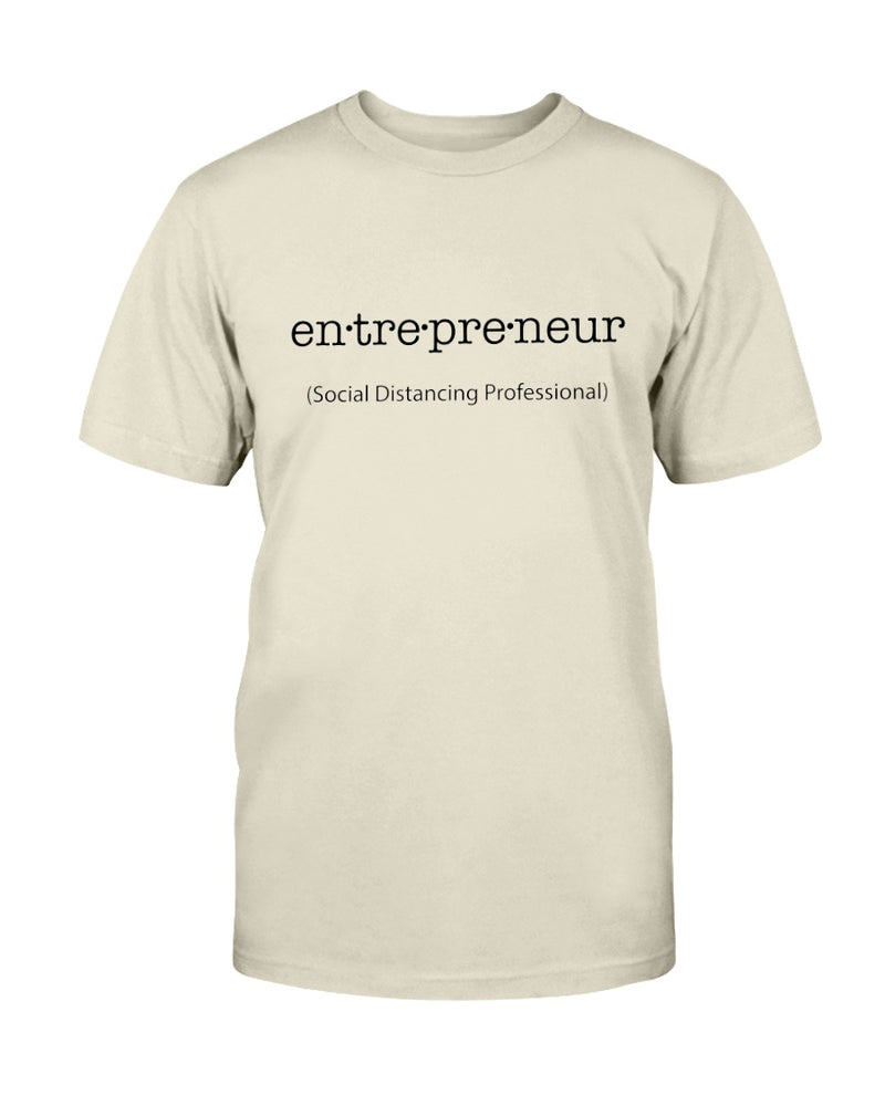 Unisex Entrepreneur Cotton T-Shirt