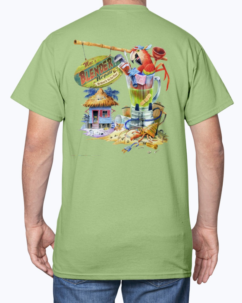 Blender Repair Margarita T-shirt