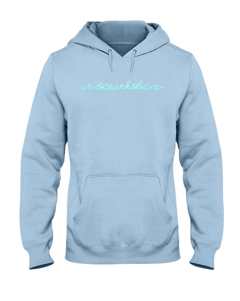 Oceanholic Cotton Blend Beach Hoodie