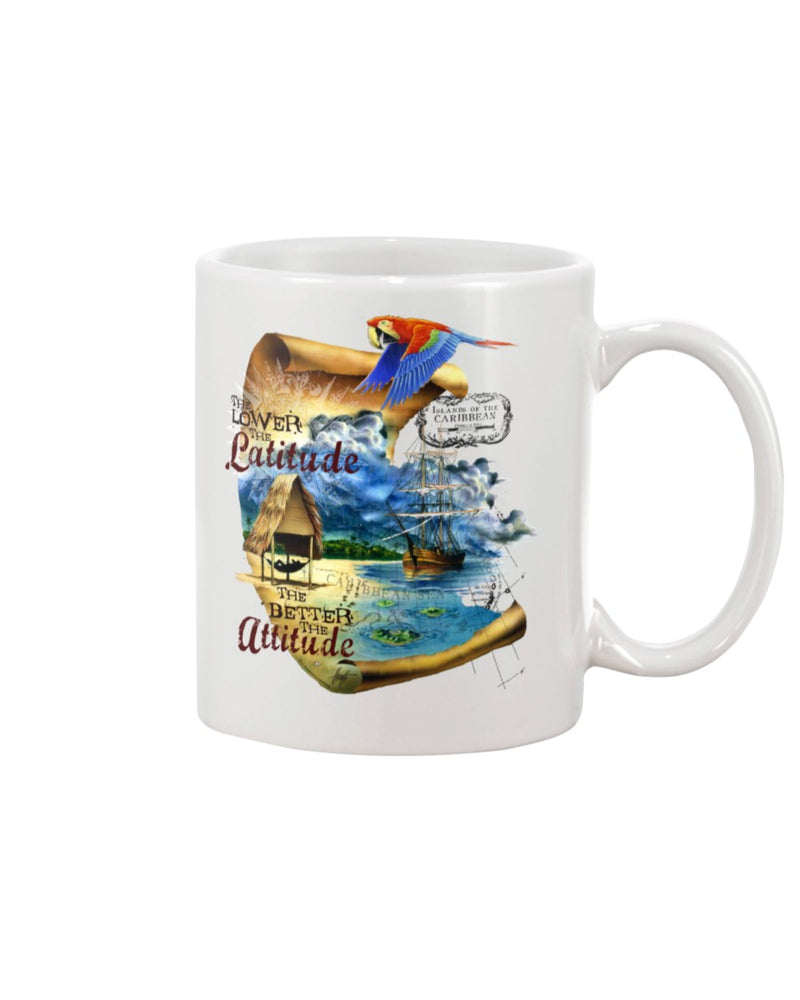 Jimmy Buffett Parrothead Beach Lover Coffee Mugs