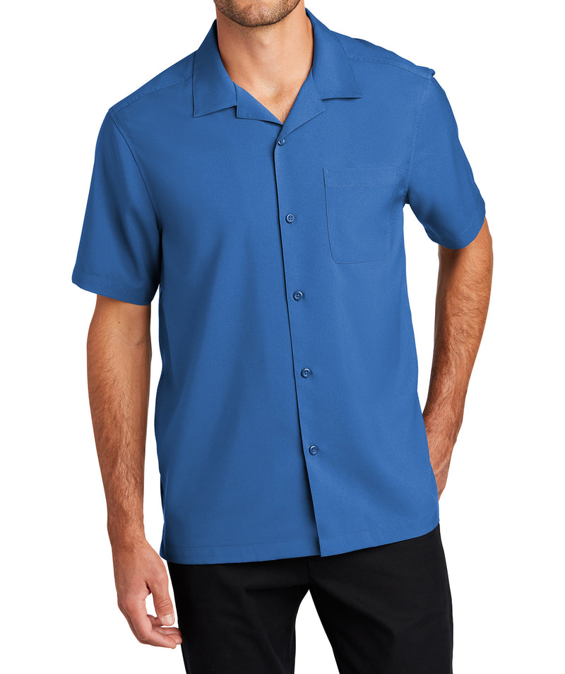 Men's Relaxed Fit Lightweight Performance Camp Shirt