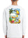 "100% Cotton ""Broken Blender"" Cool Parrot T-Shirt Long Sleeve"