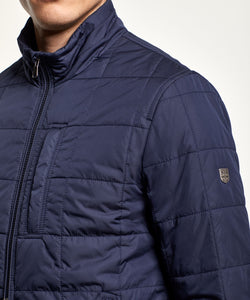 Crew Quilted Jacket - Morris Stockholm