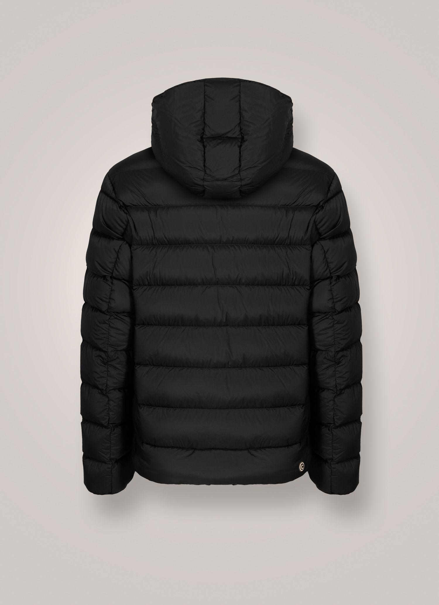 Colmar Strech Down Jacket With Fixed Hood-Jacket-Colmar-Classic fashion CF13