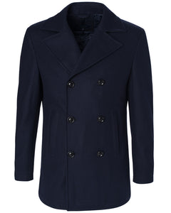 Berkeley Yale Pea Coat