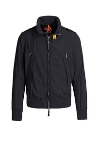 Parajumpers WINDBREAKER CELSIUS-Jackets-Parajumpers-S-BLUE-BLACK-Classic fashion CF13