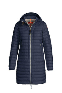 Parajumpers PUFFER COAT FOR WOMAN-Jackets-Parajumpers-XXS-NAVY-Classic fashion CF13