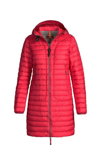 Parajumpers PUFFER COAT FOR WOMAN-Jackets-Parajumpers-XXS-RASPBERRY-Classic fashion CF13