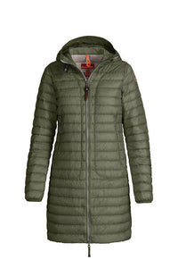 Parajumpers PUFFER COAT FOR WOMAN-Jackets-Parajumpers-XXS-MILITARY-Classic fashion CF13