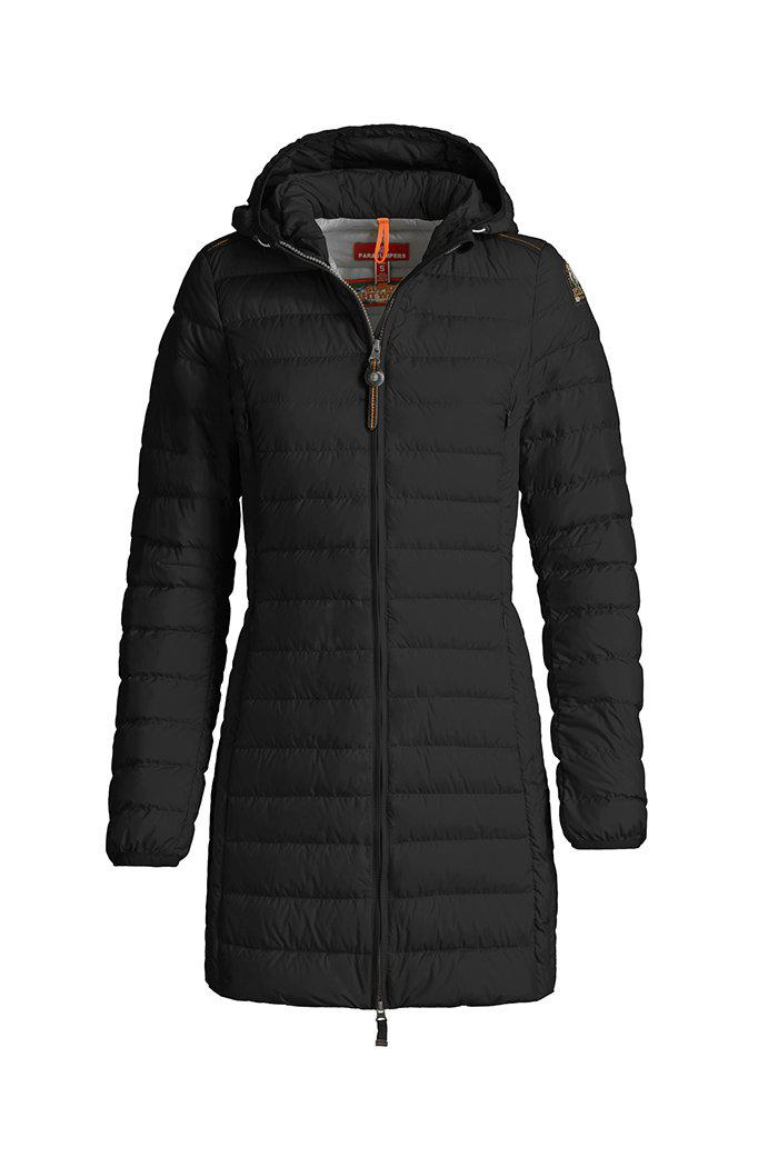 Parajumpers SUPER LIGHTWEIGHT IRENE-Jackets-Parajumpers-XXS-BLACK-Classic fashion CF13