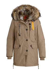 Parajumpers Kodiak Parka Jacket-Jackets-Classic fashion CF13-S-Cappucino-Classic fashion CF13