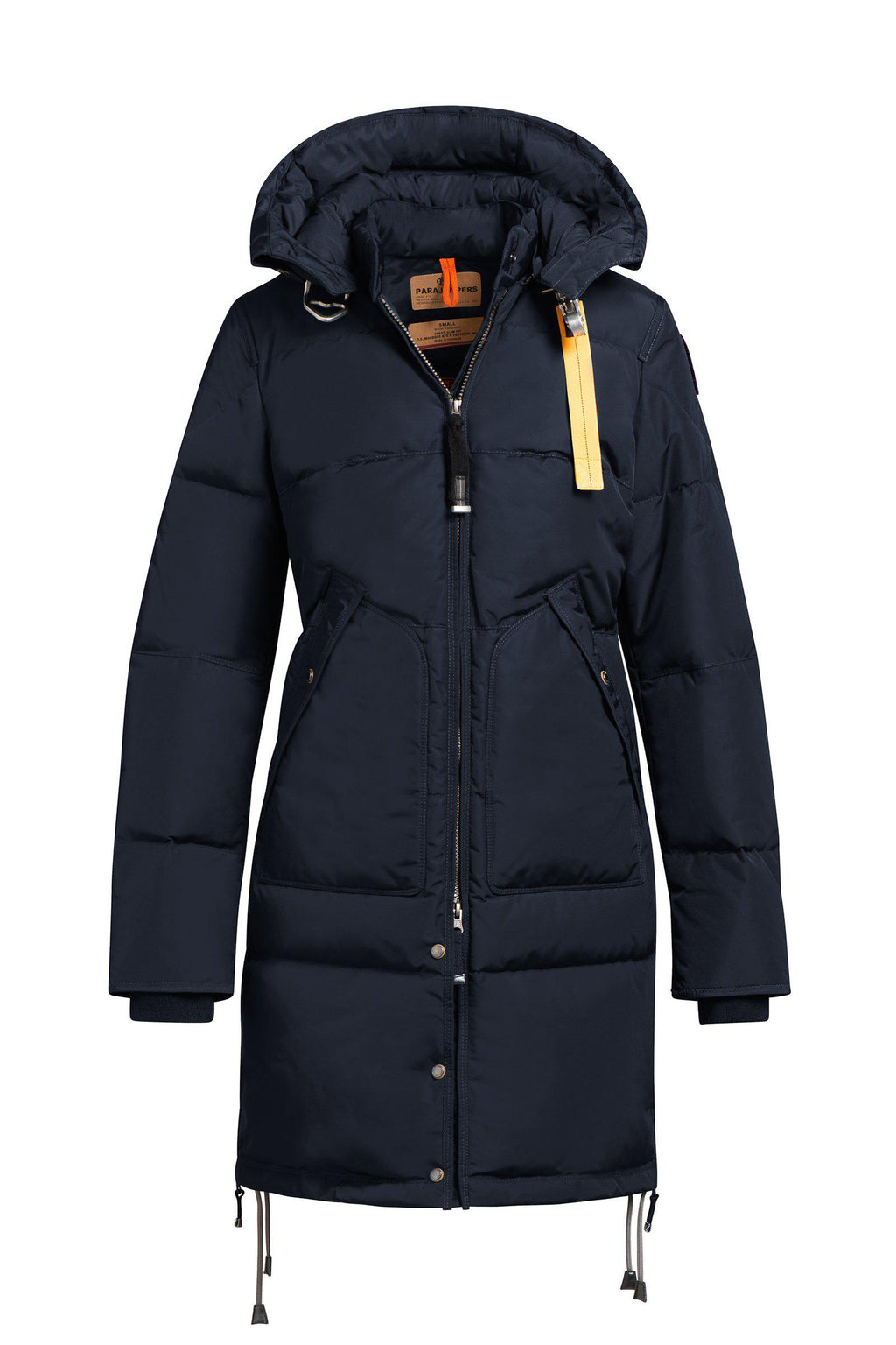 Parajumpers Long Bear Base-Jacket-Parajumpers-S-Navy-Classic fashion CF13
